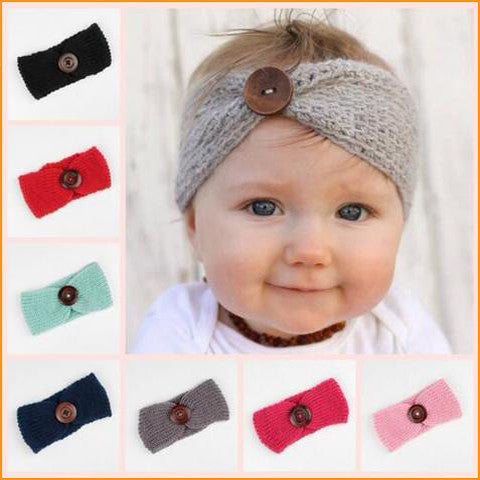 Warm Headband For Newborns Free + Shipping