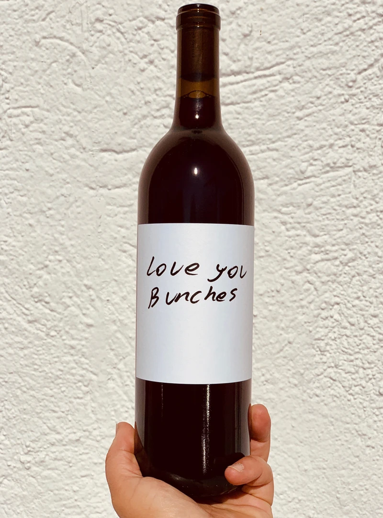 Vinovore's Love You Bunches wines