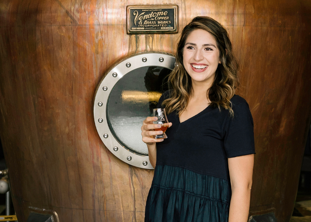 ALE OCHOA Whiskey Scientist, Firestone & Robertson Distilling Co., Fort Worth, Texas