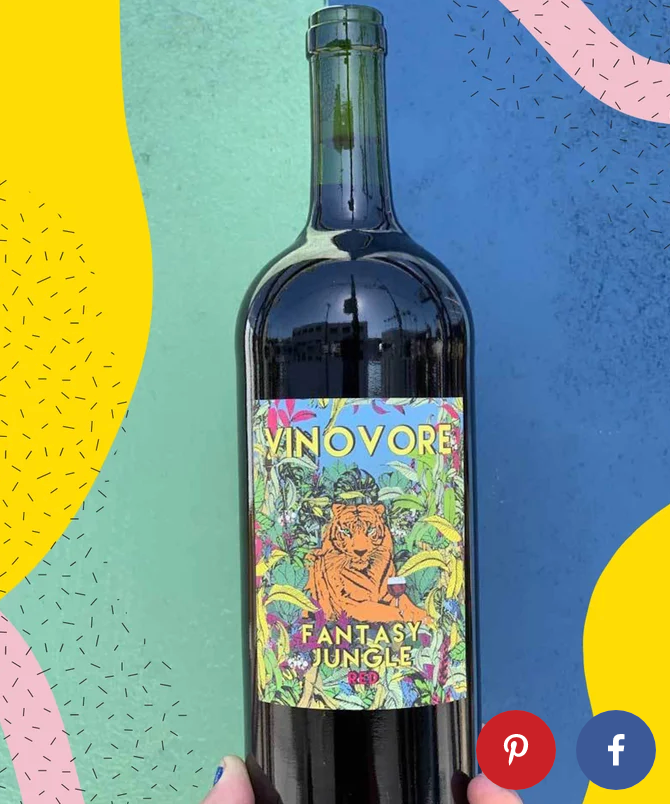 Refinery 29 talks glou glou wine with Coly Den Haan