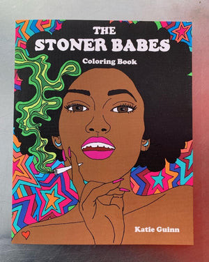 This meditative, art-filled adult coloring book is inspired by the beauty of women and gender fluid people who savor the qualities of the cannabis plant. They are empowered, intelligent, motivated humans who pay no mind to judgment, for they're making their mark in this world no matter their color, shape, size, age, or gender.