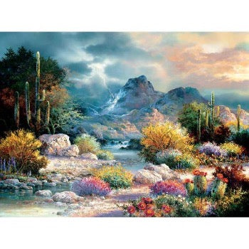 Springtime Valley Puzzle