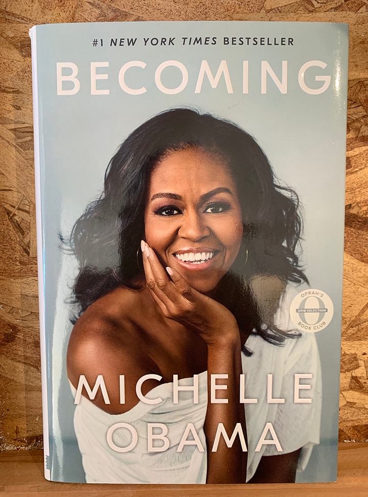 Becoming - Michelle Obama Book