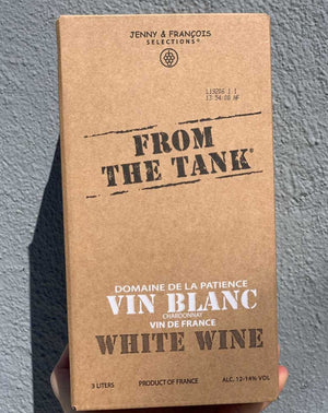 From the Tank Box Wine - White