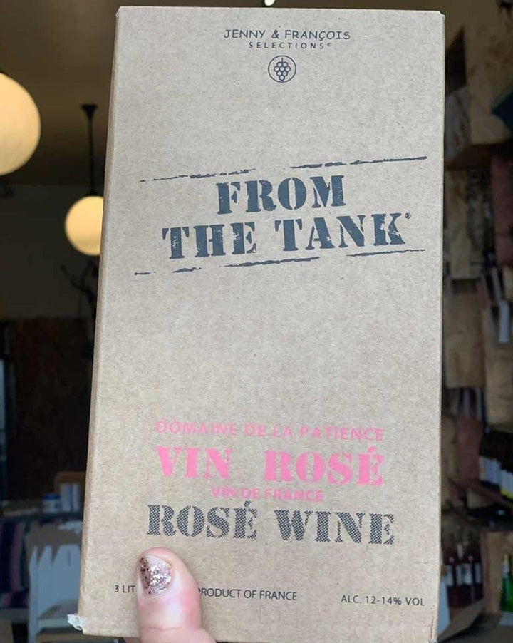 From The Tank BOX - Rosé