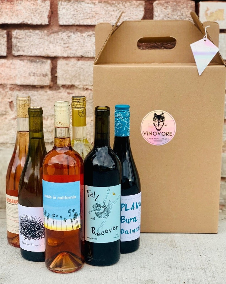Girls Just Want To Have Fun Wine Pack