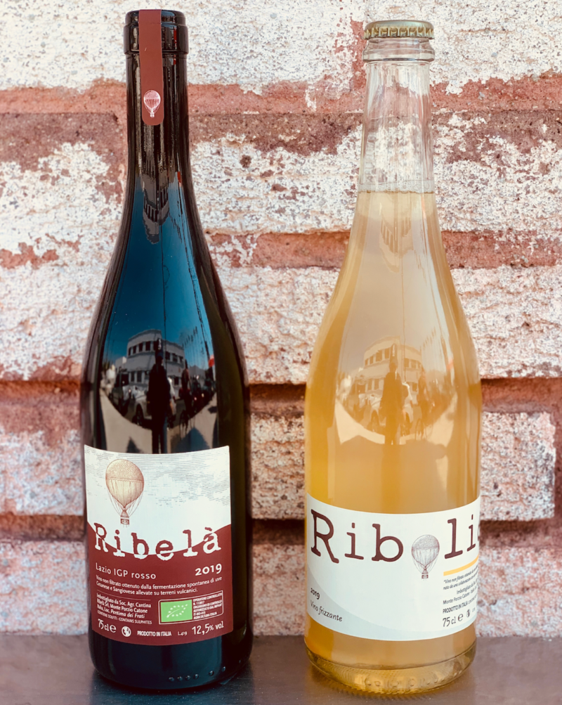 We will pick two wines from the same amazing female producer for you that are extra special and limited. Let's face it, birds of a feather stick together!  ***WINES SHOWN ARE FOR EXAMPLE ONLY!