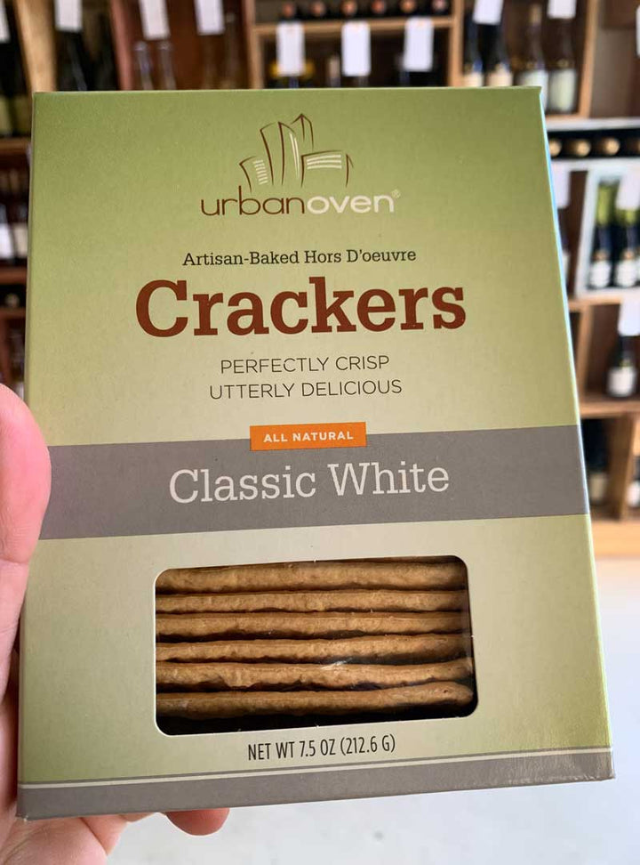 Urban Oven Classic White Crackers