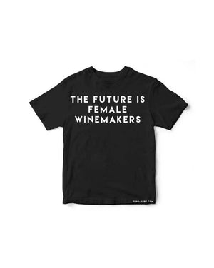 Vinovore Future is Female T Shirt