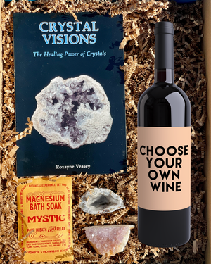 The Crystal Visions *Choose Your Wine* Box