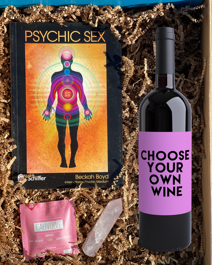 The Psychic Sex *Choose Your Wine* Box