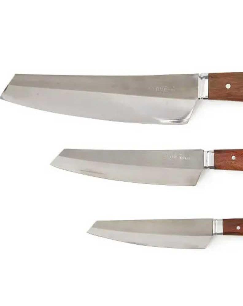 Three Thai Knives Set