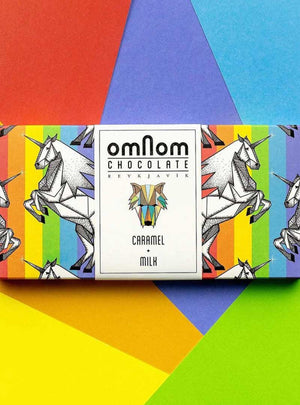 OmNom Pride Chocolate Bar