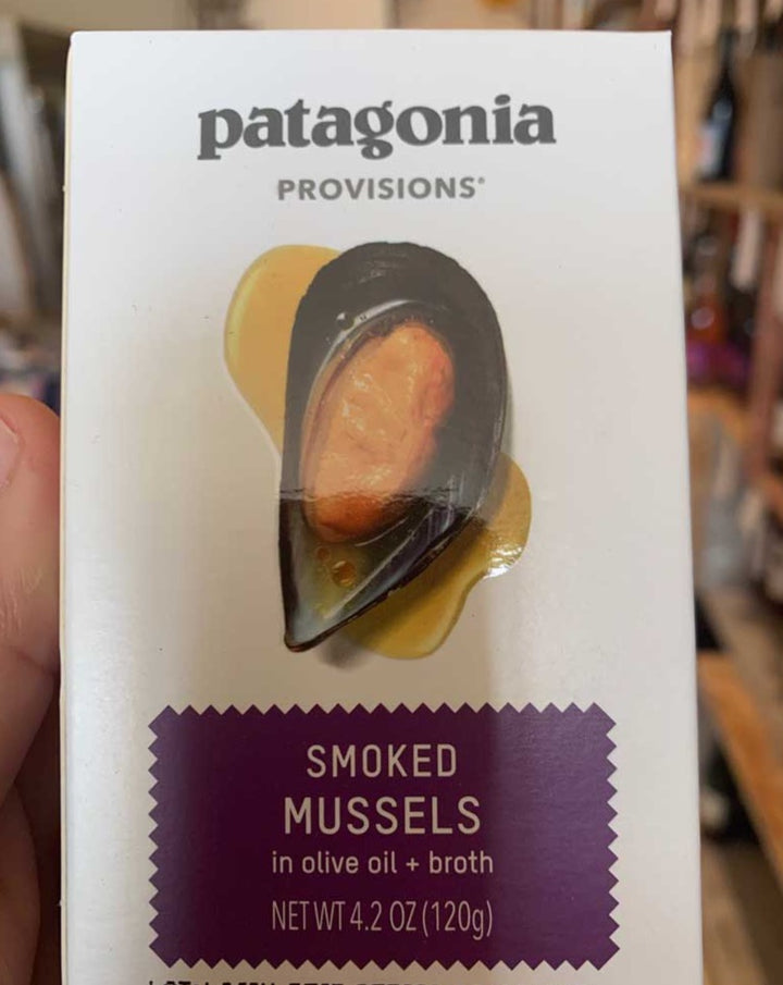 Smoked over Spanish bay wood and packed in organic olive oil and mussel broth, our plump Smoked Mussels offer a savory taste of the sea. They're also an excellent source of protein, vitamin B-12 and iron, and meet strict EU Organic standards.  Fully cooked and shelf stable until opened.