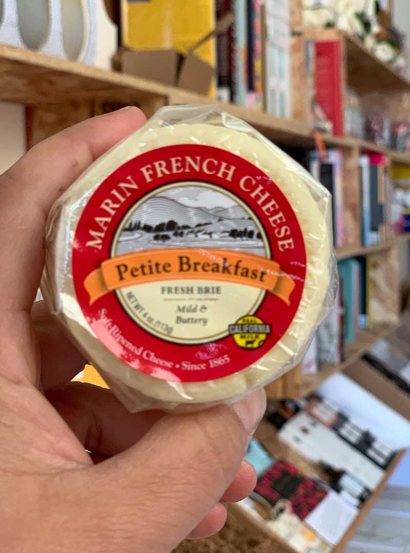 Marin Breakfast Cheese