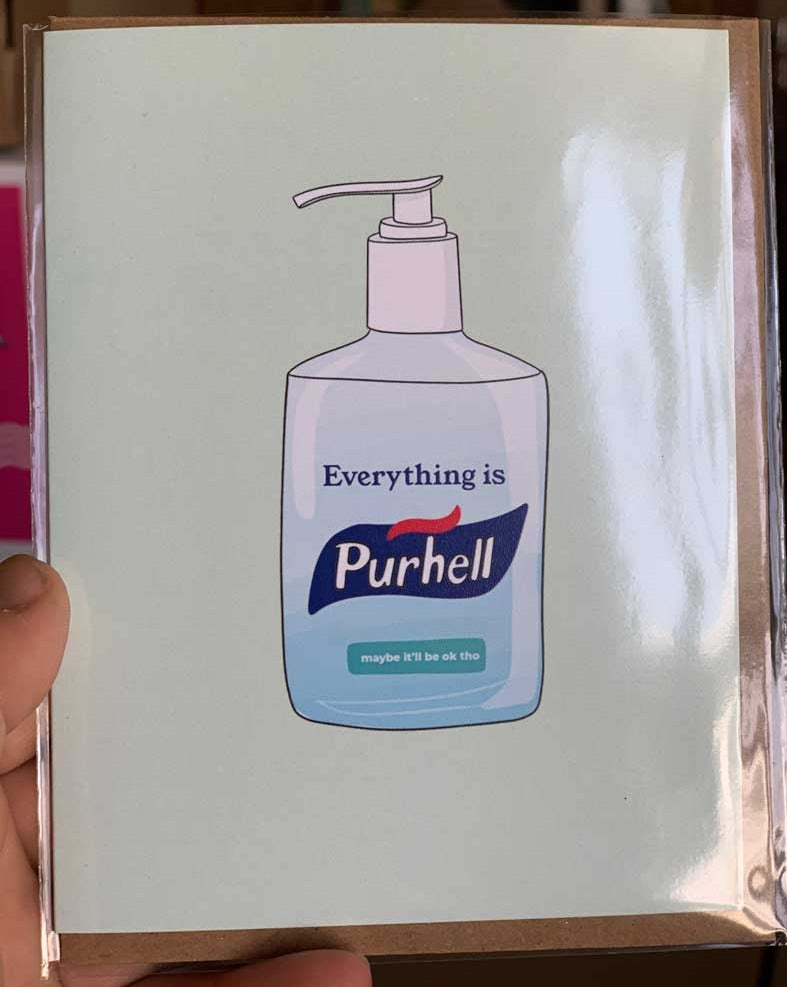 Everything is Purhell
