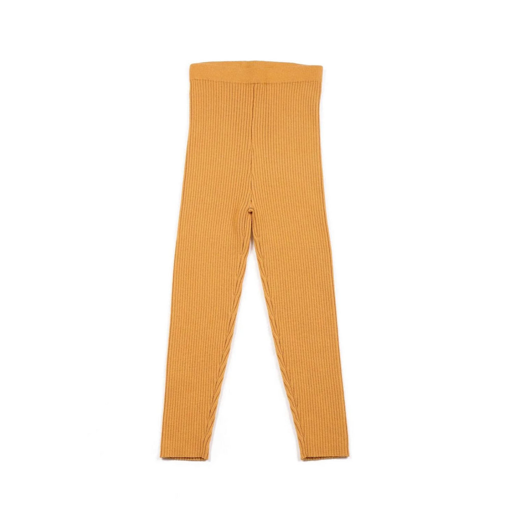 Basic Legging Mustard
