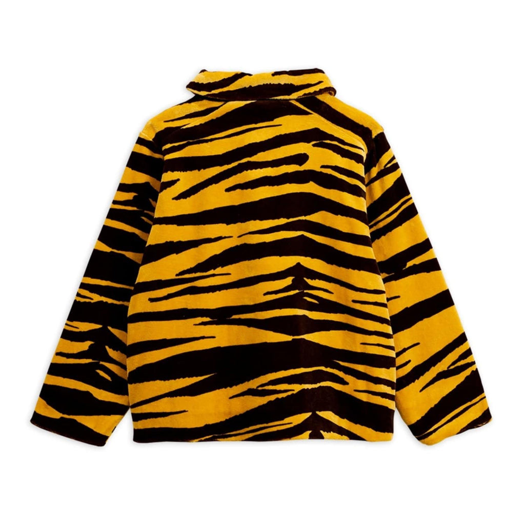 Tiger Velour Jacket