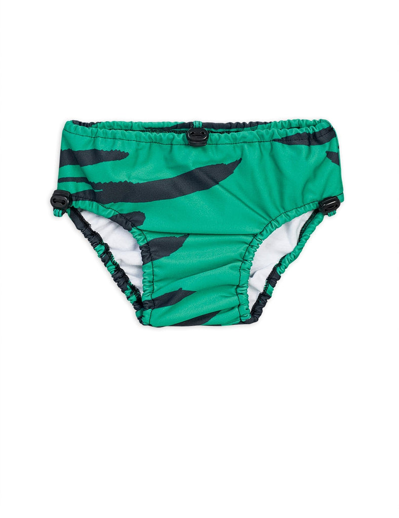 Tiger Baby Swim Pants Green