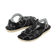 Shark Salt-Water Sandals Black