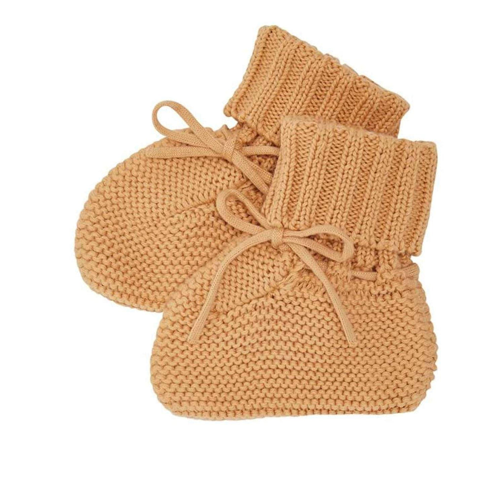 Baby Boots Yellow