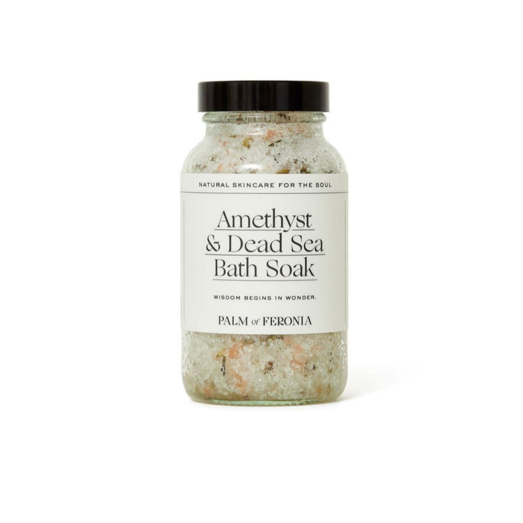 Amethyst & Dead Sea Bath Soak