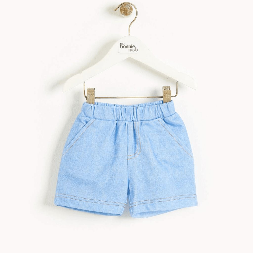 Miami Kids Shorts Denim