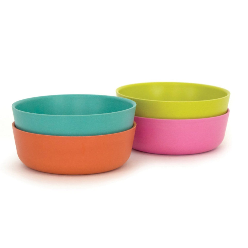 Bambino Bowl Set Rose & Lime