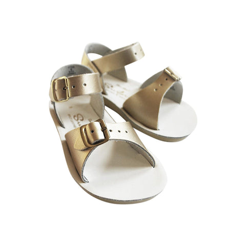 Surfer Salt-Water Sandals Gold