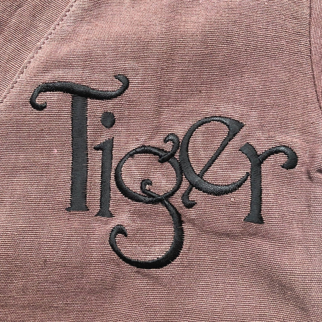 Tiger Jacket Mahogany