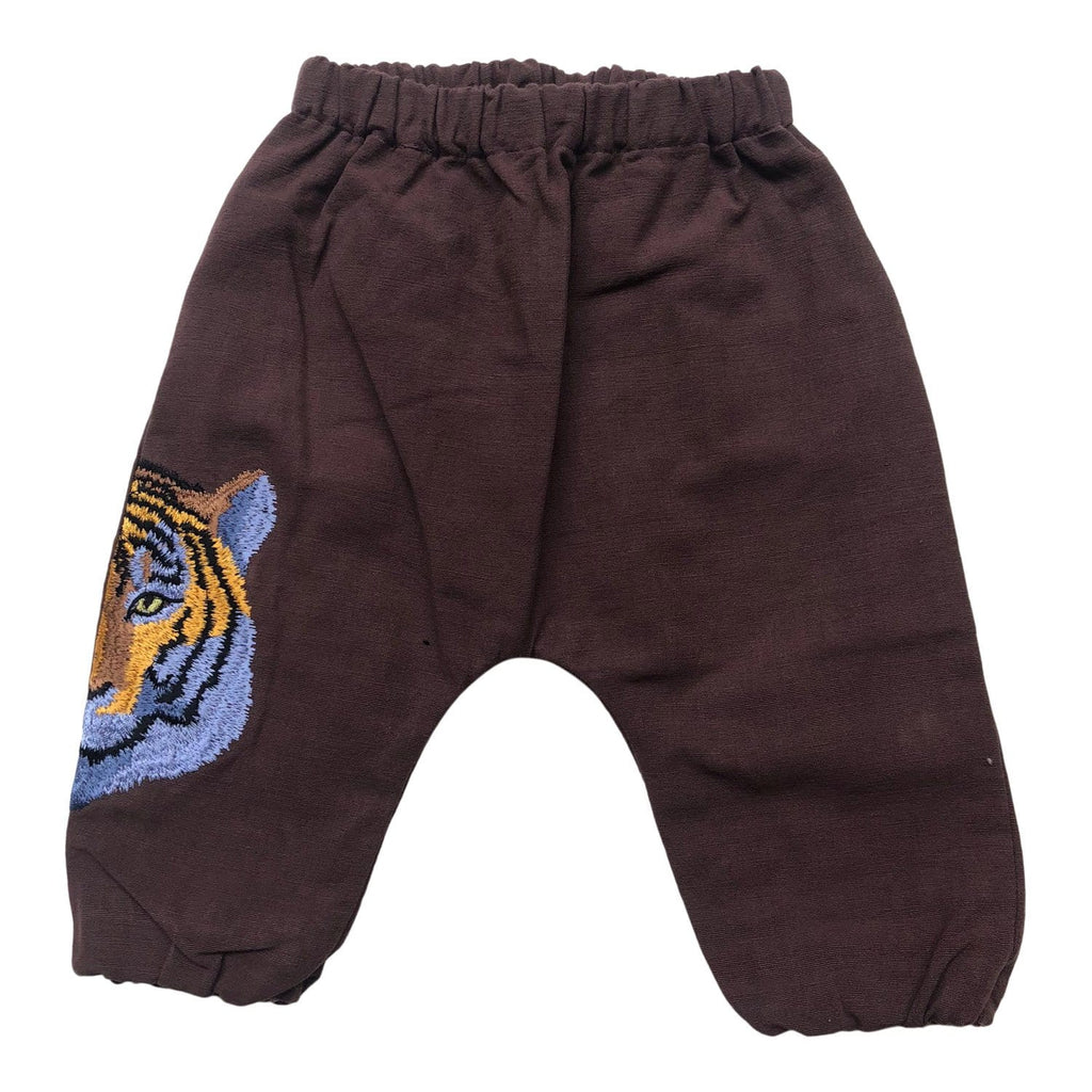 Tiger Pants Mahogany