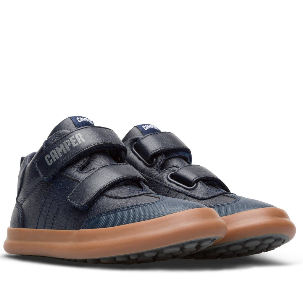 Pursuit Low Boot Navy