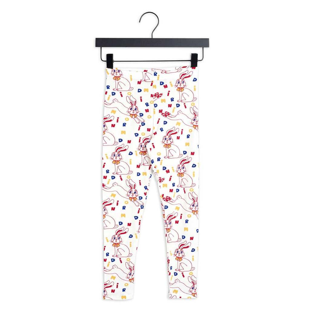 Rabbit AOP Print Leggings