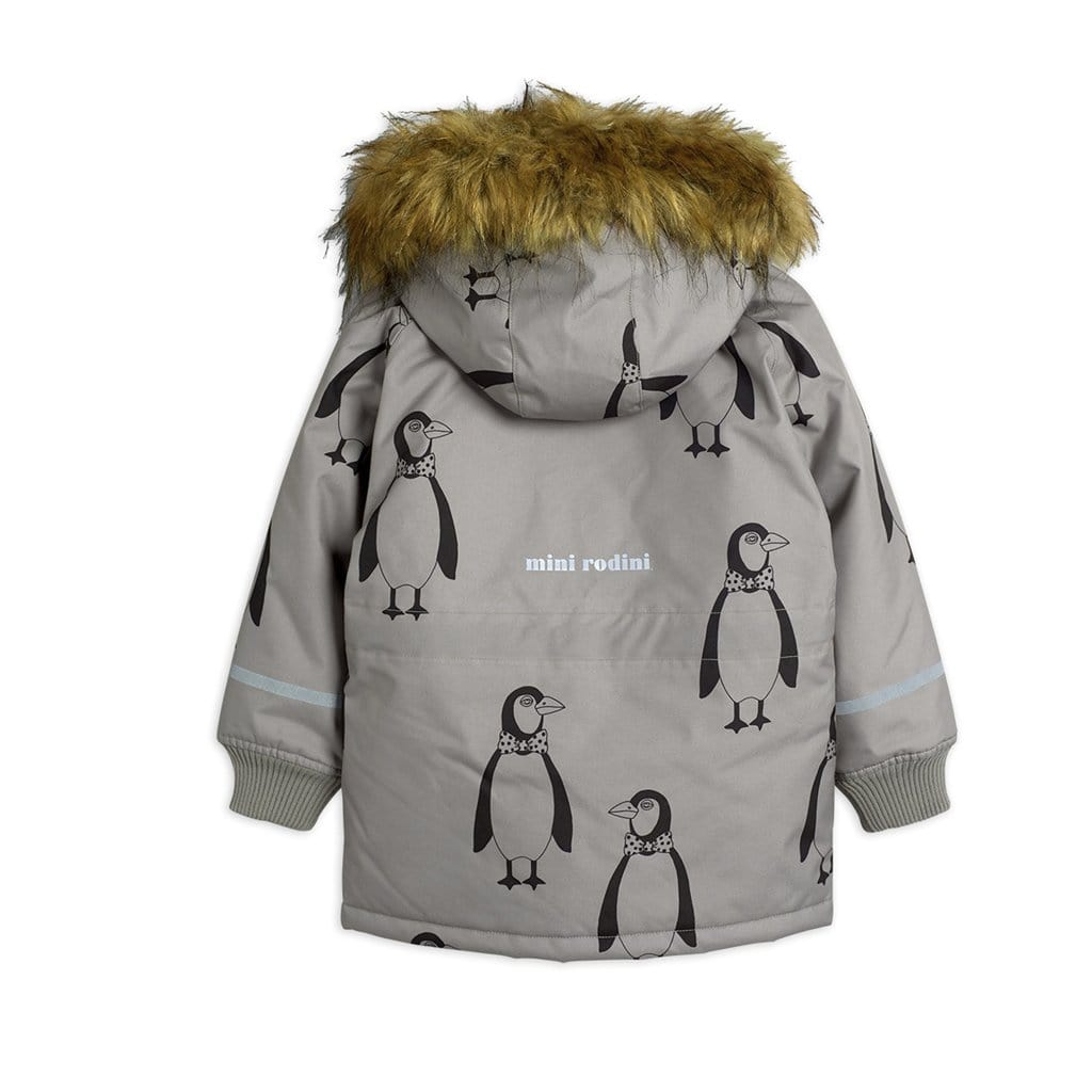 K2 Penguin Parka Grey