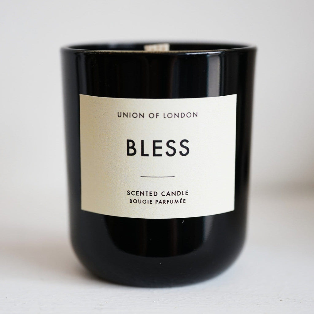 Bless Candle Medium Black