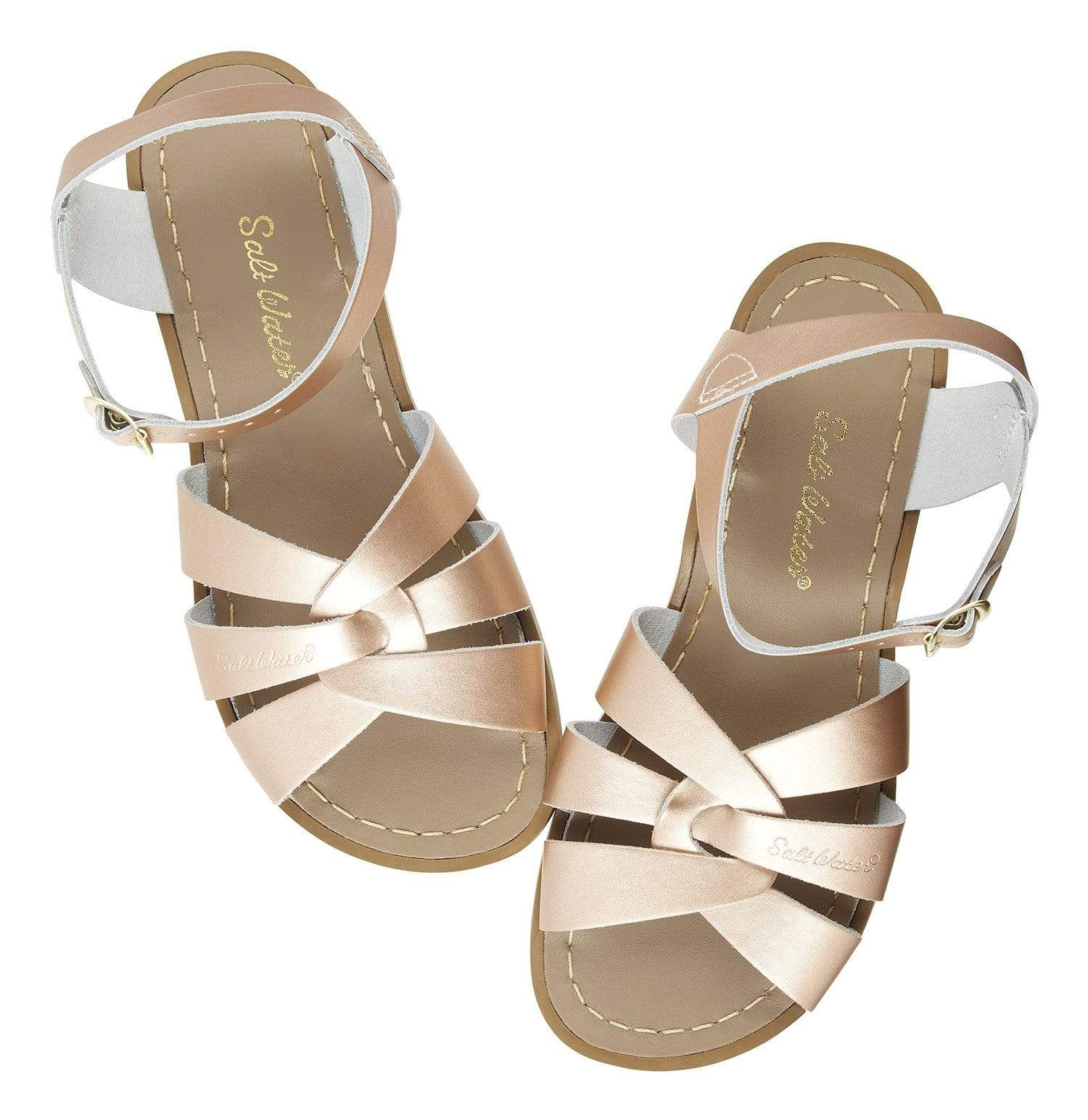 3f6ccfed49a2cf Original Salt-Water Sandals Rose Gold ...