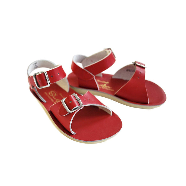 Surfer Salt-Water Sandals Red