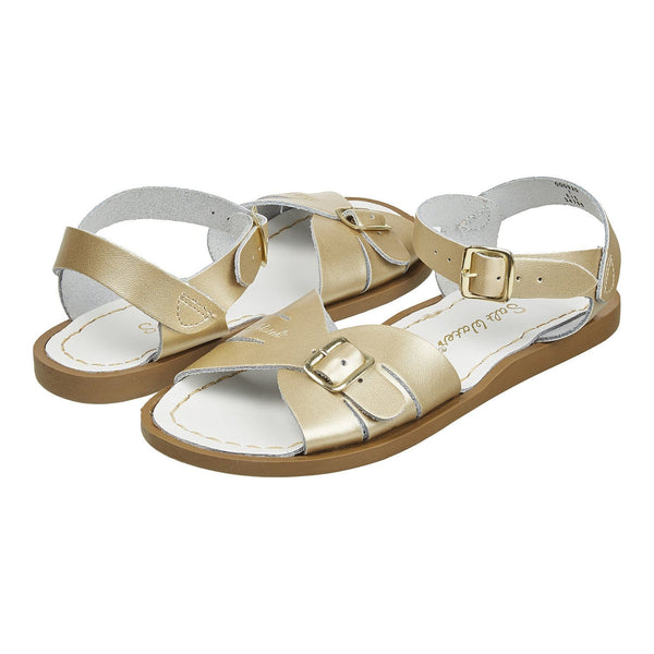 Classic Salt-Water Sandals Gold