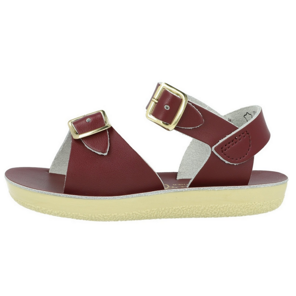 Surfer Salt-Water Sandals Claret