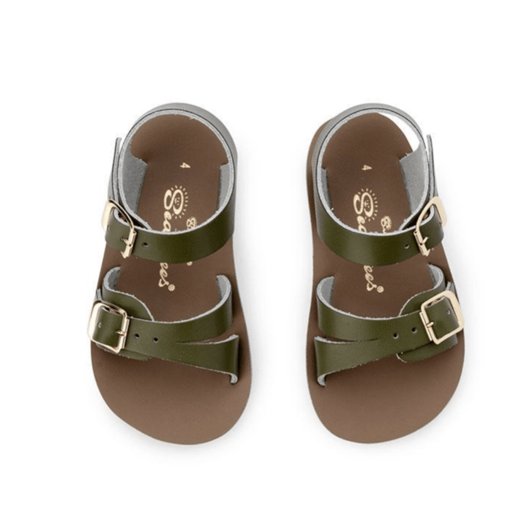 Surfer Salt-Water Sandals Olive