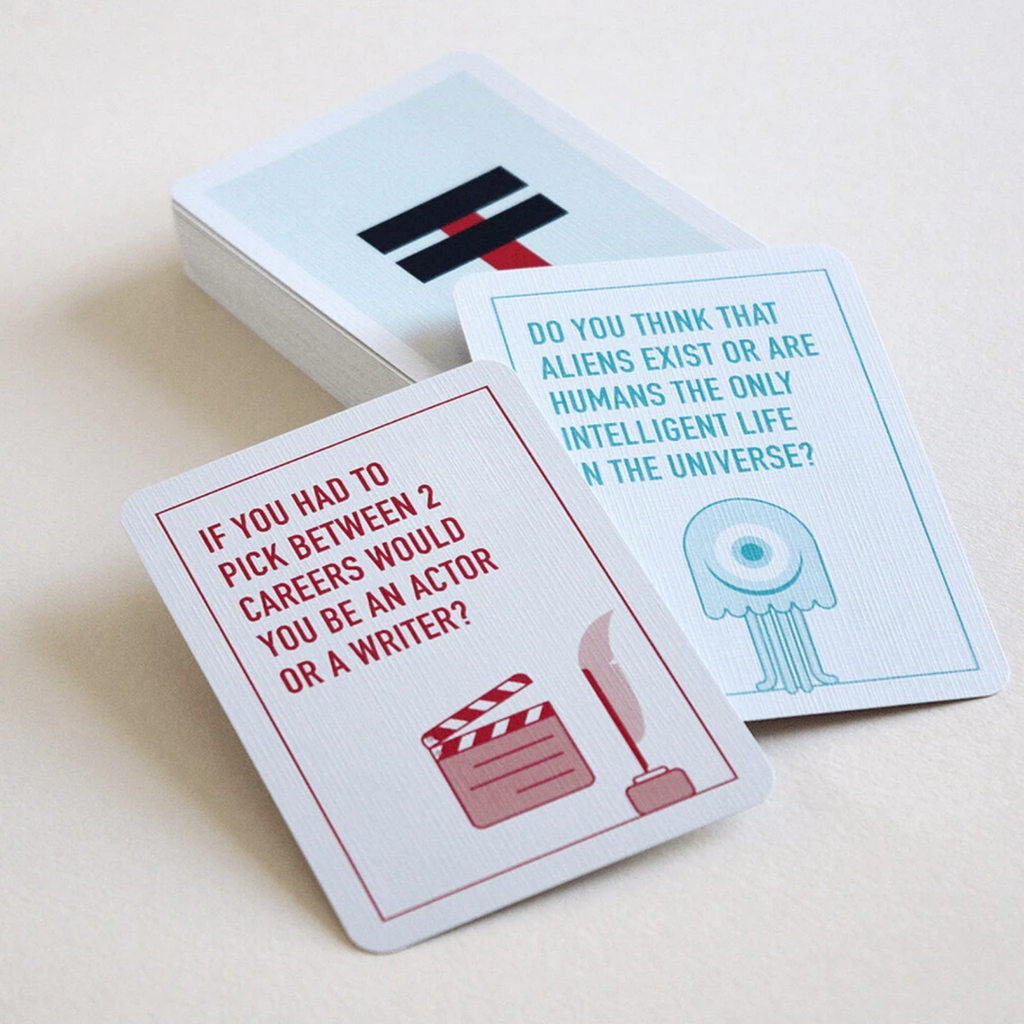 Conversation Cards For Kids
