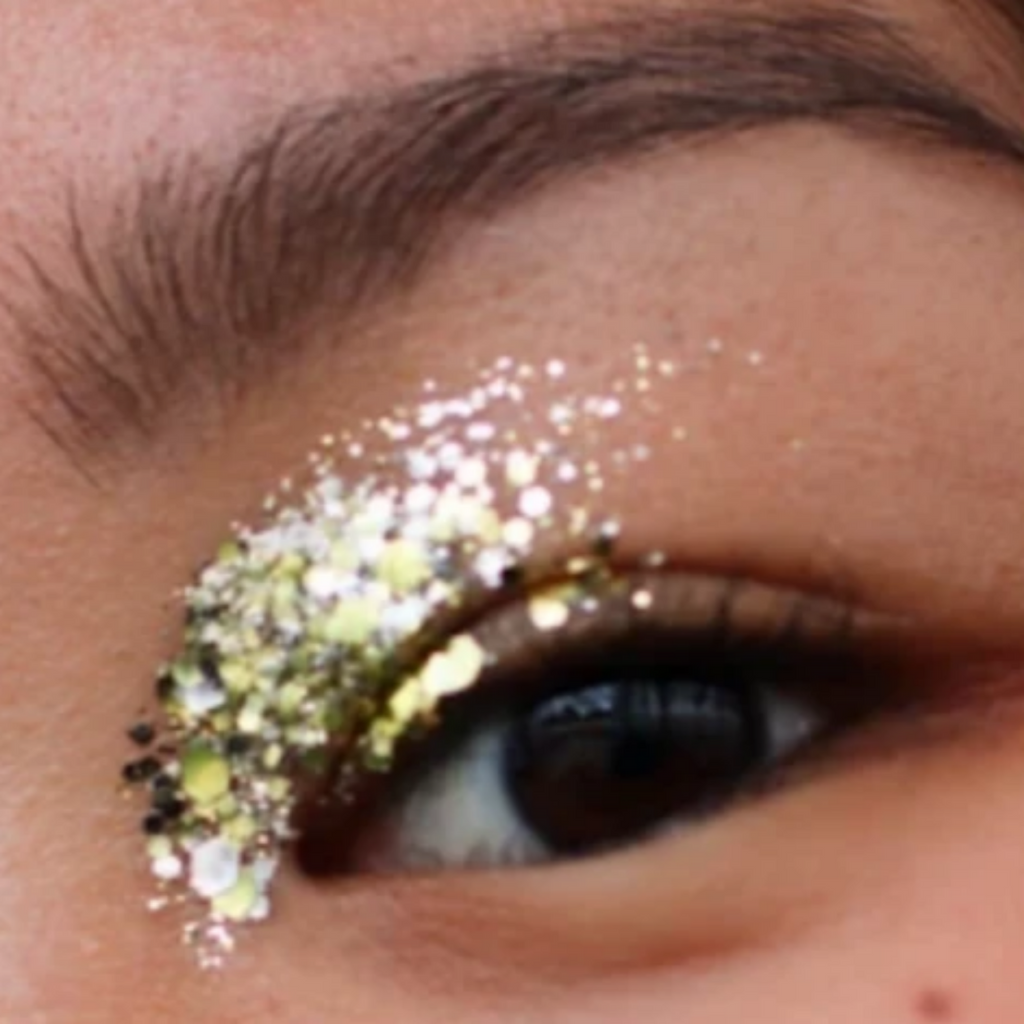 Champagne Extra Chunky Glitter Mix