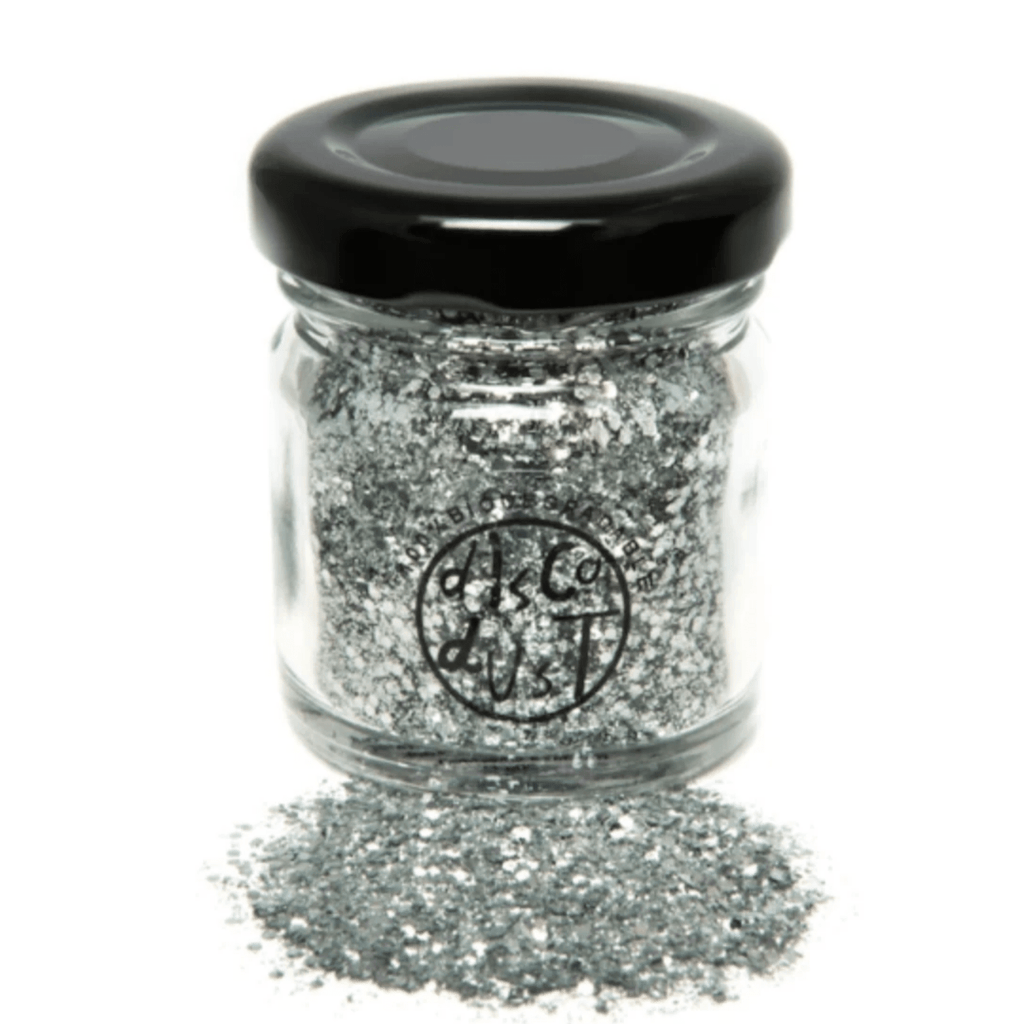 Silver Chunky Glitter