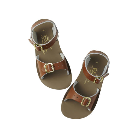 Surfer Salt-Water Sandals Tan