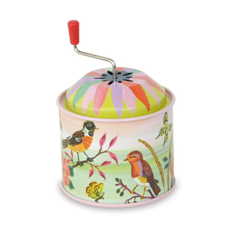 Nathalie Lete Tin Music Box