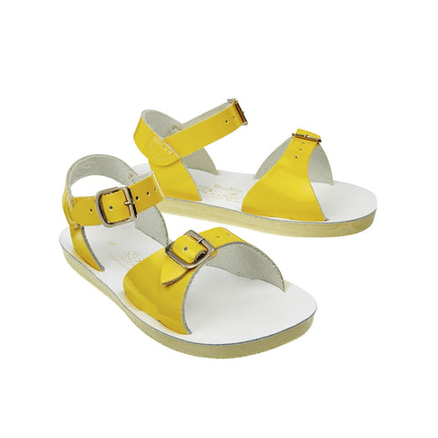 Surfer Salt-Water Sandals Shiny Yellow