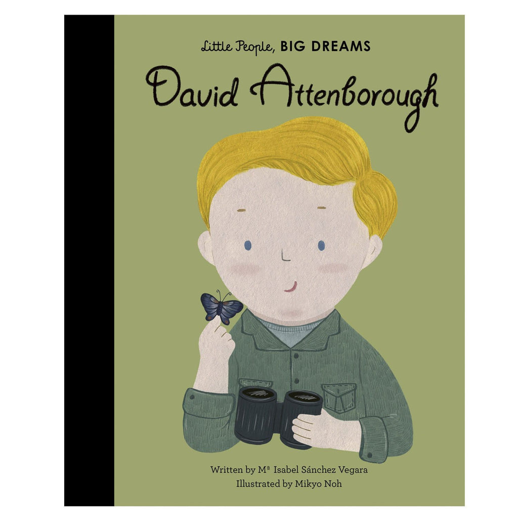 Little People Big Dreams I David Attenborough