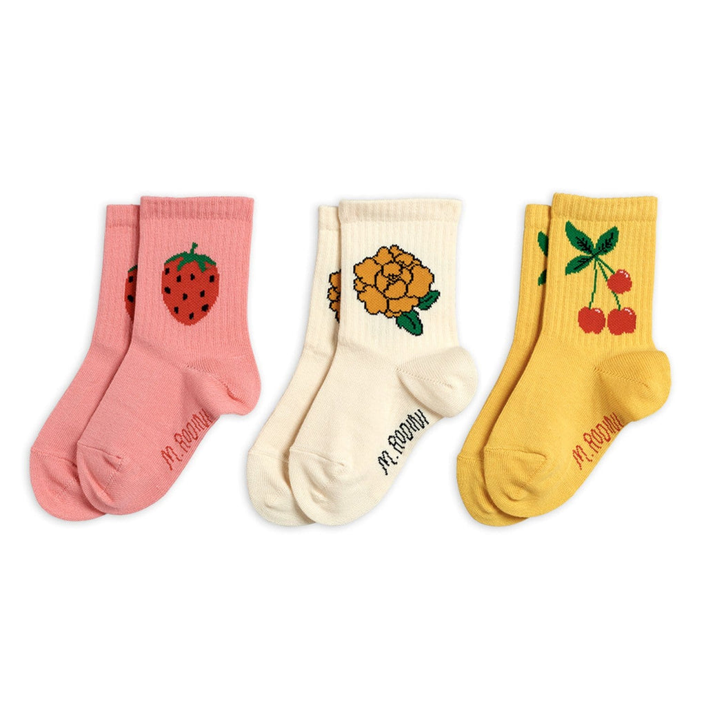 Cherry & Co 3 Pack Socks