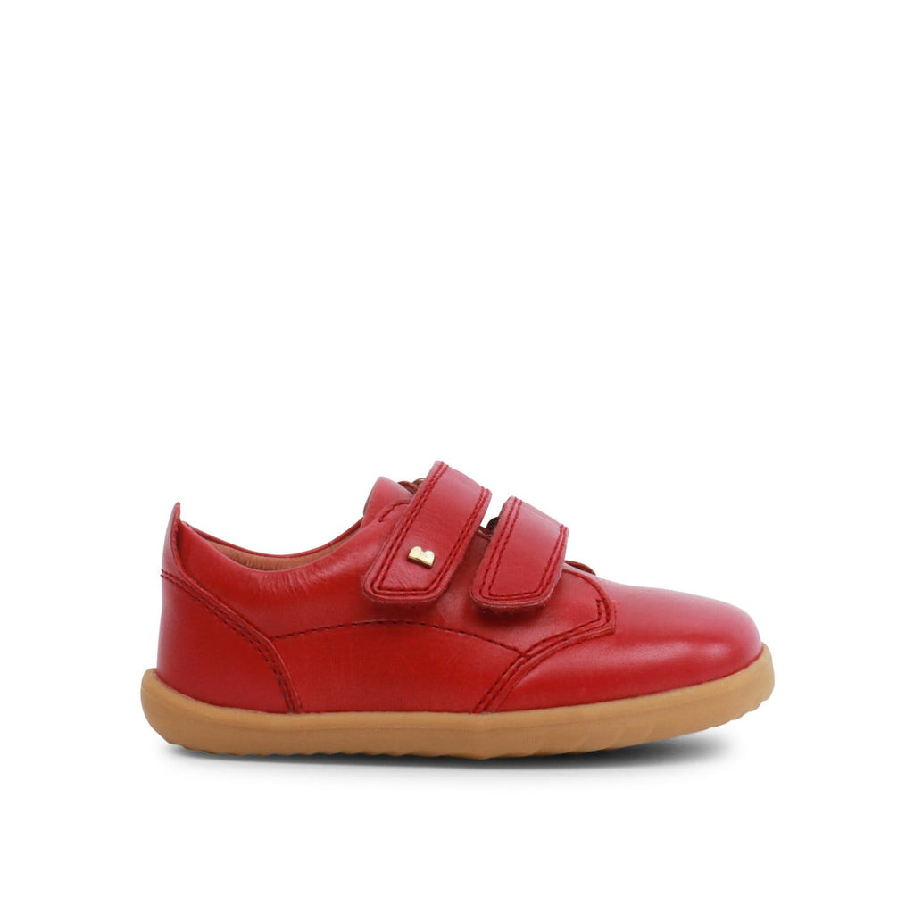 SU Port Dress Shoe Rio Red