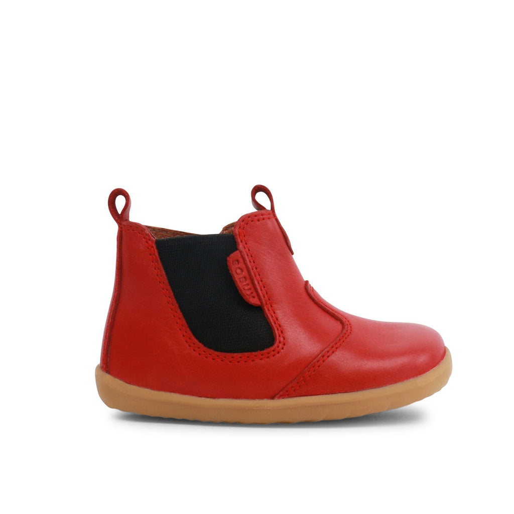 SU Jodphur Boot Red
